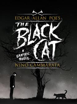 EDGAR ALLEN POE'S THE BLACK CAT - signed, de-luxe limited edition