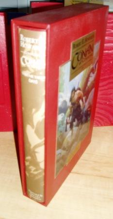 CONAN OF CIMMERIA Volume Three - signed slipcased limited edition