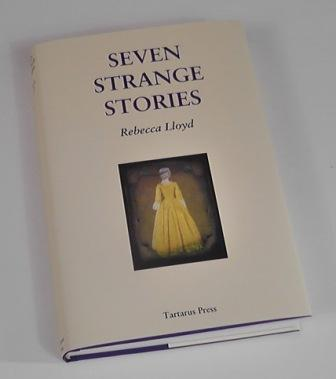 SEVEN STRANGE STORIES - limited edition
