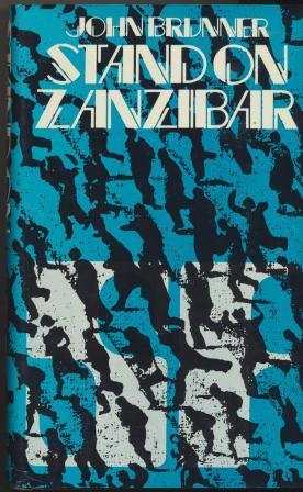 STAND ON ZANZIBAR - signed
