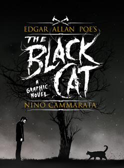 EDGAR ALLEN POE'S THE BLACK CAT - signed, de-luxe limited edition