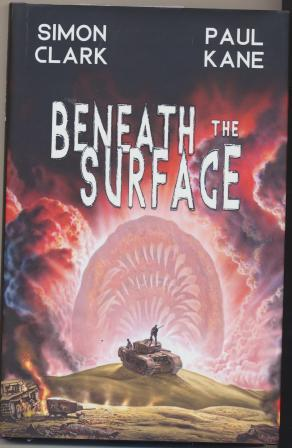 BENEATH THE SURFACE - signed, lettered limited edition