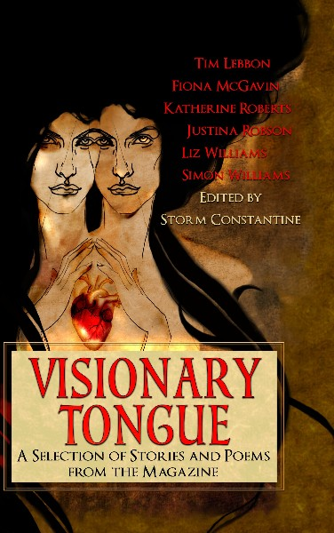 VISIONARY TONGUE - signed limited edition