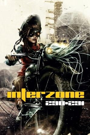 INTERZONE 290-291  Double Issue