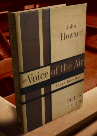 THE VOICE OF THE AIR - Three Novellas - limited edition