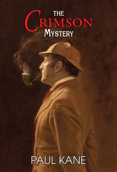 THE CRIMSON MYSTERY - signed limited edition