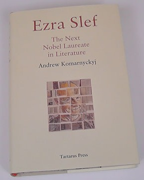 EZRA SLEF The Next Nobel Laureate in Literature - limited edition