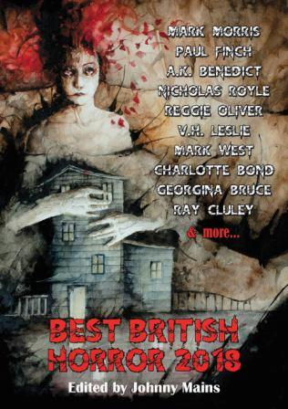 BEST BRITISH HORROR 2018 - signed, limited edition