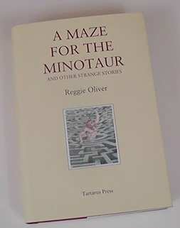 A MAZE FOR THE MINOTAUR - signed, limited edition