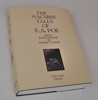 THE MACABRE TALES OF E. A. POE - limited edition