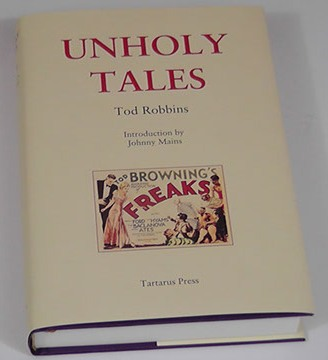 UNHOLY TALES - limited edition