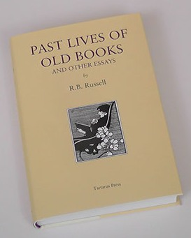 PAST LIVES OF OLD BOOKS - signed, limited edition