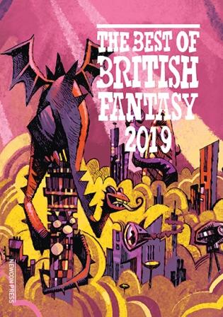 BEST OF BRITISH FANTASY 2019 - signed limited edition