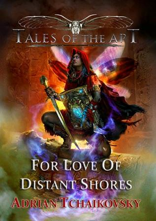 FOR LOVE OF DISTANT SHORES - signed, limited edition