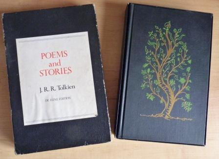 POEMS AND STORIES - de-luxe traycase edition