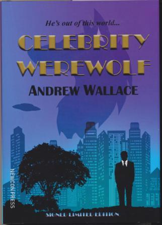 CELEBRITY WEREWOLF - signed, limited edition