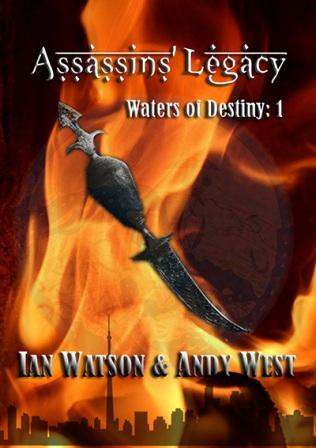 ASSASSIN'S LEGACY - signed, limited edition