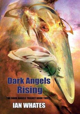DARK ANGELS RISING - signed, limited edition