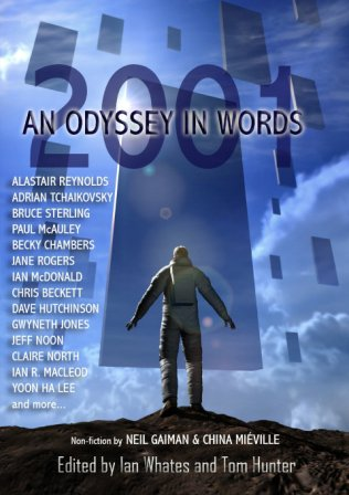 2001 AN ODYSSEY IN WORDS - signed limited edition