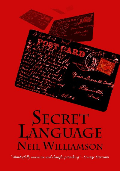 SECRET LANGUAGE - signed limited edition